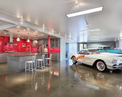 Id e d am nagement de garage notre d coration - Decoration garage automobile ...
