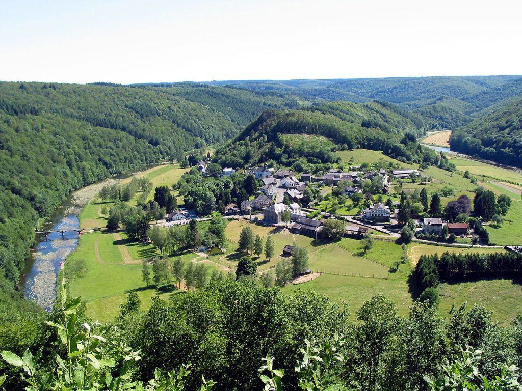 Belgique - Luxembourg belge - Frahan