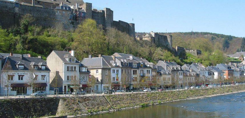 Belgique - Luxembourg belge - chateau de Bouillon