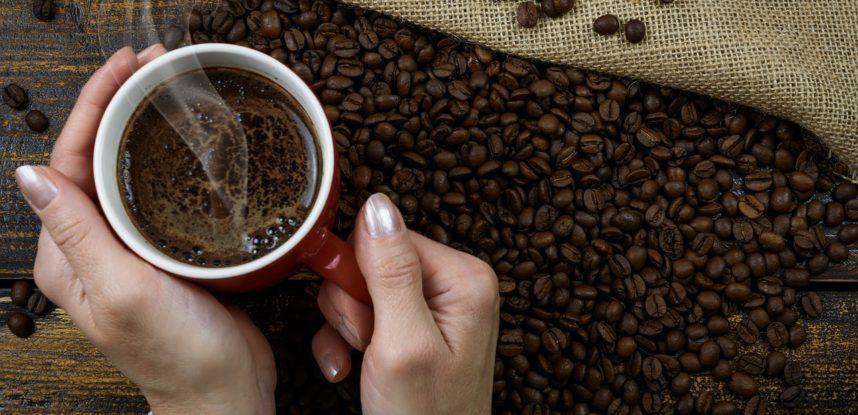 café expresso avec broyeur