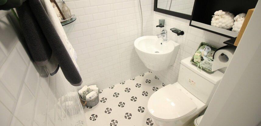 rénover ses toilettes